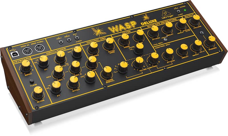Behringer Wasp Sideview