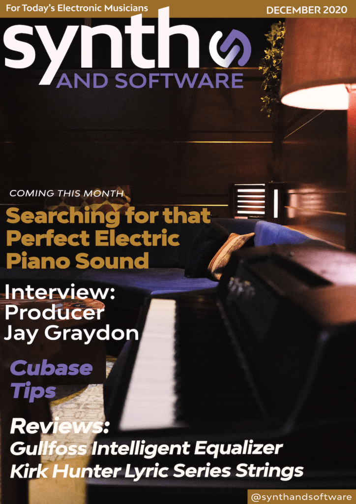 Synth and Software - December 2020